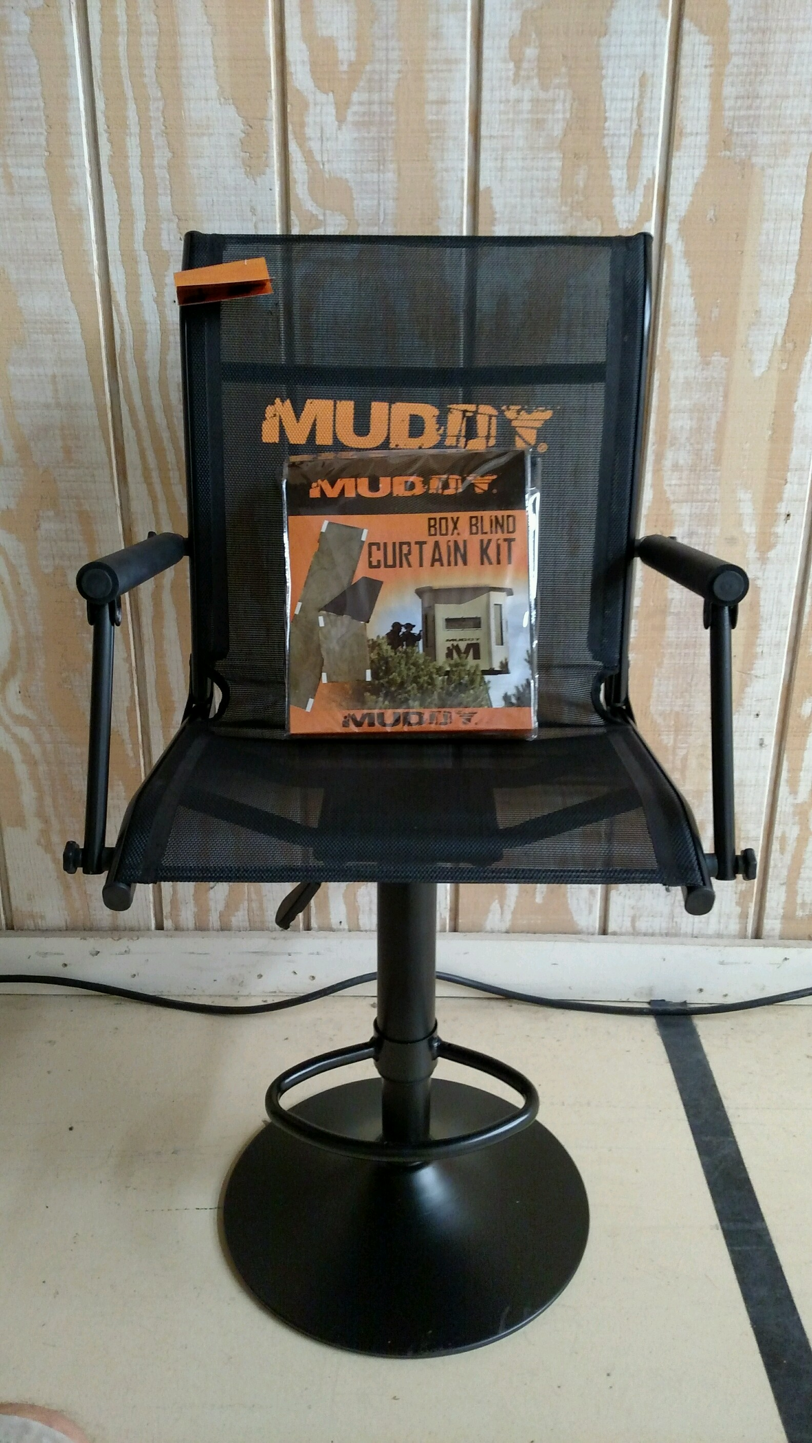 Muddy Bull Blind Promotion Smoky Valley Shooting Sports